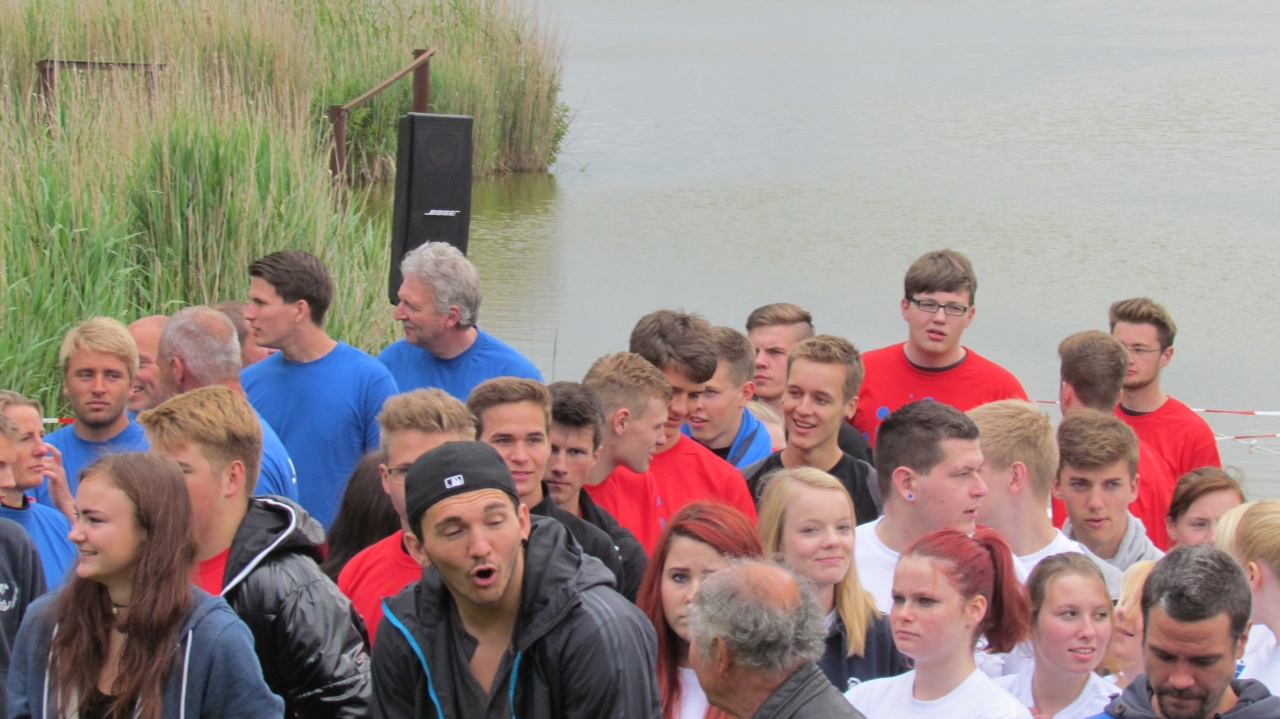 Titelbild EMA-DRACHENBOOT-TEAM holt 5. Platz in Zittvitz
